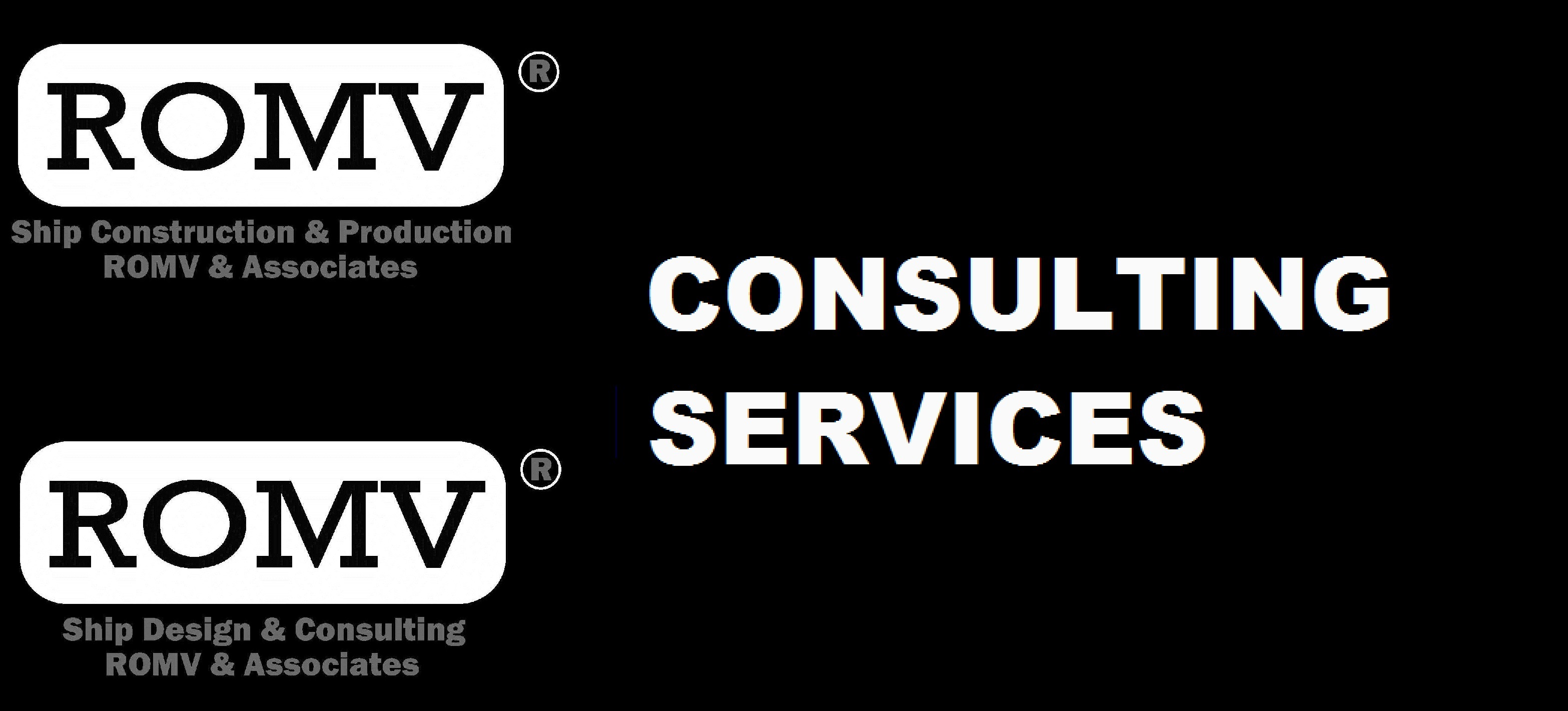 Romv associates ship design consulting for Design consulting services